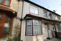 3 bed Terraced property in Johnstone Road, E6