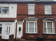 Terraced home in Hereford Street, Walsall...