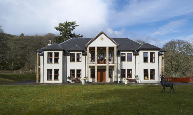 5 Bedroom Detached House To Rent In Craigleach Dunain