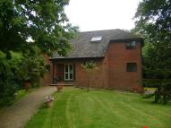 Studio flat to rent in LINDFORD ROAD, Bordon...