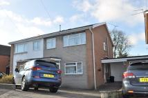 semi detached home for sale in Millbrook Close...