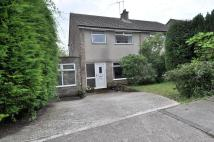 3 bed semi detached house in Jestyn Close...