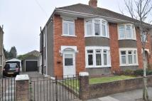 3 bed semi detached house for sale in 40 Arles Road, Cardiff...