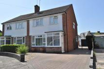 semi detached home in Powys Gardens...
