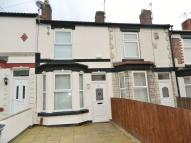 Terraced house in Maybank Road, Tranmere...