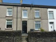 Terraced property in Susannah Place...