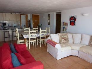 Apartment lounge/diner