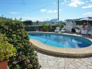 Pool and terraces