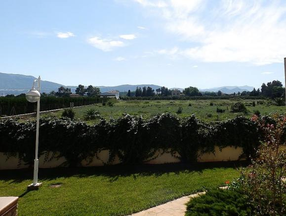 view from back of property