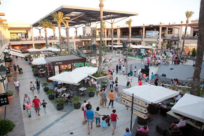 Zenia Boulevard Shopping Mall