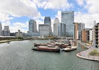 property to rent in Bridge House Quay, Nr Canary Wharf, Isle of Dogs, London, E14