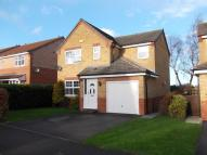 4 bed Detached house in Iddison Drive, Bedale...