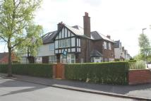 semi detached house in Fulwood Hall Lane...