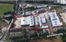 property to rent in Unit 9c/d, Holmes Chapel Business & Trade Park, Holmes Chapel