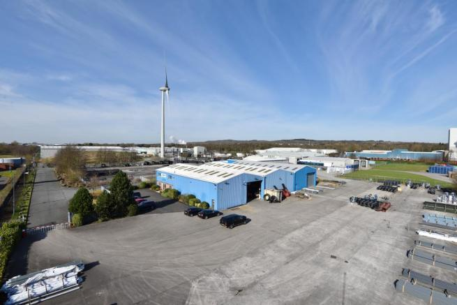 Light Industrial For Sale In Unit 2 Penketh Place West