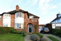 4 bed semi detached house for sale in Hill Rise...