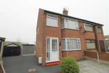 3 bed semi detached home in Derwent Place...