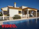 3 bed Detached Villa in Hondón de las Nieves...