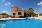 4 bed Detached Villa in Hondón de las Nieves...