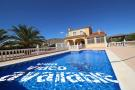 5 bed Detached Villa for sale in Hondón de los Frailes...
