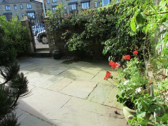 Patio Garden#