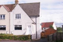 End of Terrace home for sale in River Walk, Kilwinning...