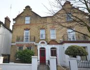 semi detached house in Mycenae Road Blackheath...