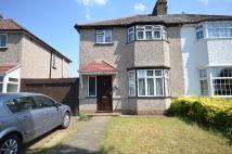 semi detached house for sale in Sutlej Road Charlton SE7
