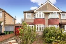3 bed semi detached property in Mayday Gardens London SE3