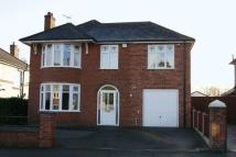 Detached home for sale in Westminster Drive...