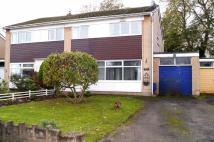 3 bed semi detached house for sale in Maxwell Close, Gresford...