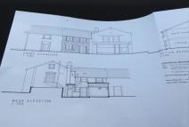 Plot for sale in Crane Street, Cefn Mawr...