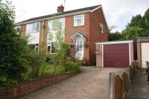 semi detached home in PROSPECT DRIVE, Wrexham...
