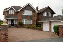 4 bedroom Detached property in Egerton Walk, Wrexham...