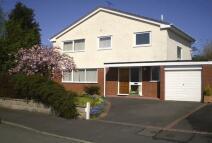 4 bedroom Detached property for sale in Alyn Drive, Rossett...