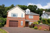 5 bed Detached home for sale in Rhyddyn Hill, Caergwrle...
