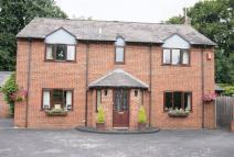 Detached home for sale in The Spinney, Marford,