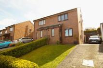 semi detached property for sale in Caer Ffynnon...