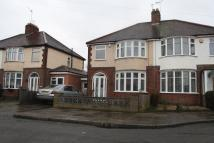 Hillcrest Road semi detached property to rent