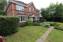 Detached house in Otter Way, Whetstone...