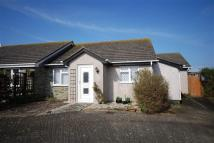 Semi-Detached Bungalow in Laura Close, Tintagel...