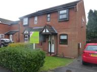 2 bedroom semi detached property to rent in Blake Close Hednesford