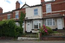 Terraced home to rent in Hednesford Road Cannock