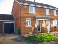 2 bedroom semi detached property to rent in Watersmead Close...