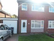 3 bed semi detached house in Peckforton View...