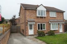 semi detached home to rent in Cranbourne Way...