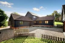 Barn Conversion in Pednor Vale Barn Pednor...