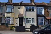 Terraced house in Milton Road, Swanscombe...