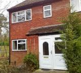 Morgan Close End of Terrace house to rent