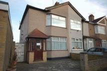 3 bedroom semi detached home in Kent Road,  Dagenham...